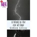 【中商海外直订】A blink in the eye of time