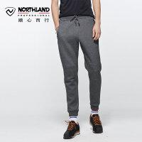 【过年不打烊】诺诗兰新款男士保暖潮流时尚户外休闲长裤KL065509