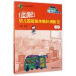 正版-TT-幼儿园环境创设资源库 图解幼儿园班级主题环境创设(中班) 9787565125133 南京师范大学出版社