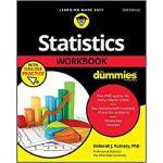 【预订】Statistics Workbook For Dummies, 2Nd Edition With Onlin