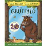 The Gruffalo 20th Anniversary Edition (with press-out piece