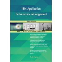 【预订】IBM Application Performance Management: Third Edition