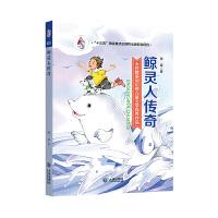大白鲸原创幻想儿童文学优秀作品・鲸灵人传奇