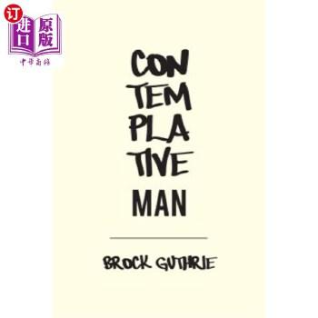 【中商海外直订】Contemplative Man