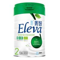 有效期至2018年11月22日雅培 菁智有机较大婴儿和幼儿配方奶粉 2段 900g 3罐送1罐6-18个月较大婴儿和幼