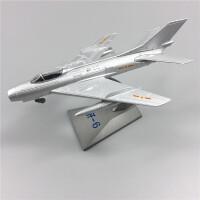 小比例飞机模型歼5 歼6 歼7 歼20 直十 空警2000 F22猛禽 F18送朋友收藏礼品