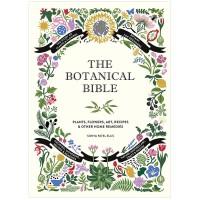 The Botanical Bible 植物学大全:植物,花卉,艺术,食谱和其他家庭使用手册 英文原版花艺园艺
