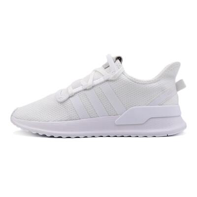 Adidas阿迪达斯 男鞋 三叶草运动鞋轻便低帮休闲鞋 G27637 三叶草运动鞋轻便低帮休闲鞋
