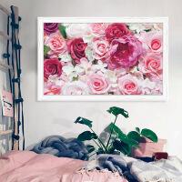自粘防水墙纸壁纸卧室床头装饰墙贴画客厅简约网红房间改造北欧画 超