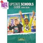 【中商海外直订】Upstate Schools Guide 2019-2020