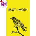 【中商海外直订】Rust + Moth: Spring 2015