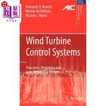 【中商海外直订】Wind Turbine Control Systems: Principles, Modelling