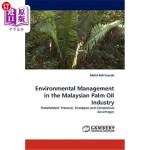 【中商海外直订】Environmental Management in the Malaysian Palm Oil