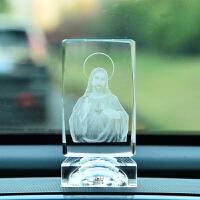 十字架汽车挂件车内吊饰挂饰品吊坠摆件创意天主教基督教耶稣