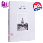 【中商原版】《谷物》杂志城市旅游指南:伦敦 英文原版 Cereal City Guide: London