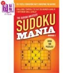 【中商海外直订】Sudoku Mania #1