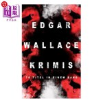 【中商海外直订】Edgar Wallace-Krimis: 78 Titel in einem Band (Band