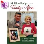 【中商海外直订】Holiday Recipes for a Family Affair