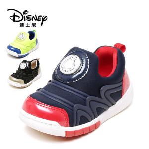 【达芙妮超品日 2件3折】鞋柜/迪士尼男童灯鞋休闲运动鞋