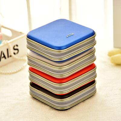 大容量光盘收纳盒CD包 40片光碟包光盘包DVD包CD盒