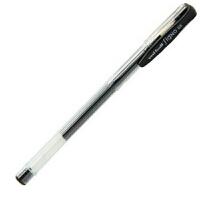 (支持货到付款) 三菱UM-100拔盖式中性笔 三菱耐水性水笔 签字笔 0.5mm