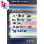 【中商海外直订】On Hilbert-Type and Hardy-Type Integral Inequalitie