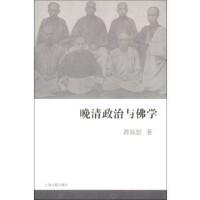 【RTZ】晚清政治与佛学 蒋海怒 上海古籍出版社 9787532566990