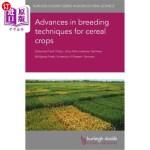 【中商海外直订】Advances in Breeding Techniques for Cereal Crops