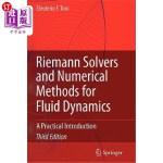 【中商海外直订】Riemann Solvers and Numerical Methods for Fluid Dyn