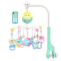 宝宝床头摇铃女男孩婴儿床铃音乐旋转0-1岁新生儿玩具