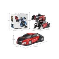 电动变形爬墙车10周岁男孩子遥控变形汽车越野车儿童玩具车