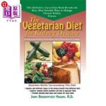 【中商海外直订】The Vegetarian Diet for Kidney Disease: Preserving