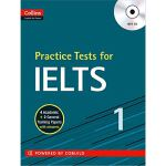 现货 英文原版 Practice Tests for Ielts Book & CD