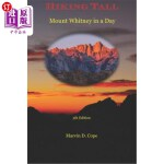 【中商海外直订】Hiking Tall Mount Whitney in a Day