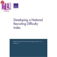 【中商海外直�】Developing a National Recruiting Difficulty Index