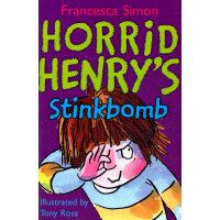 Horrid Henry's Stinkbomb (Main Readers) 淘气包亨利故事书-淘气包亨利的臭蛋 I