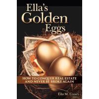 【预订】Ella's Golden Eggs: How to Conquer Real Estate and Neve
