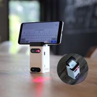 激光镭射蓝牙投影键盘 ipad平板无线虚拟便携手机键盘带鼠标通用小米华为M5打字投