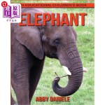 【中商海外直订】Elephant! An Educational Children's Book about Elep
