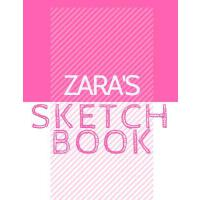 【预订】Zara's Sketchbook: Personalized Crayon Sketchbook with