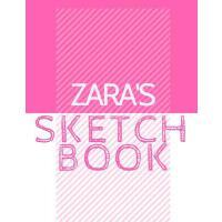 【预订】Zara's Sketchbook: Personalized Crayon Sketchbook with