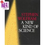 【中商海外直订】A New Kind of Science