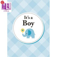 【中商海外直订】It's a Boy: The Perfect Gift for Parents of a Newbo