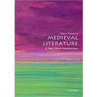 英文原版 牛津通识读本:中世纪文学 Medieval Literature: A Very S