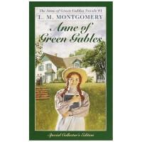【预订】Anne of Green Gables 绿山墙的安妮/红发安妮/清秀佳人 英文原版小说 经典儿童文学小说