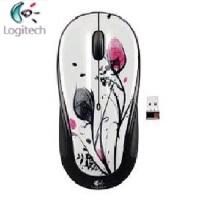 Logitech/罗技 M325 无线光电鼠标 雪郁青 Nano优联接收器 M325活色系列无线鼠标 全新盒装正品