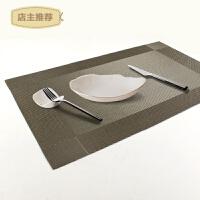 pvc欧式西餐垫餐具垫西餐桌垫盘碗碟垫隔热垫水洗速干SN1984