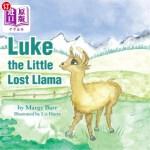 【中商海外直订】Luke the Little Lost Llama