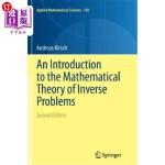 【中商海外直订】An Introduction to the Mathematical Theory of Inver