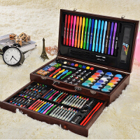 生日礼物送儿童小朋友学生男女孩子实用创意礼品生日4-10岁画笔套装绘画工具礼盒蜡笔水彩笔圣诞节礼物 123件套装